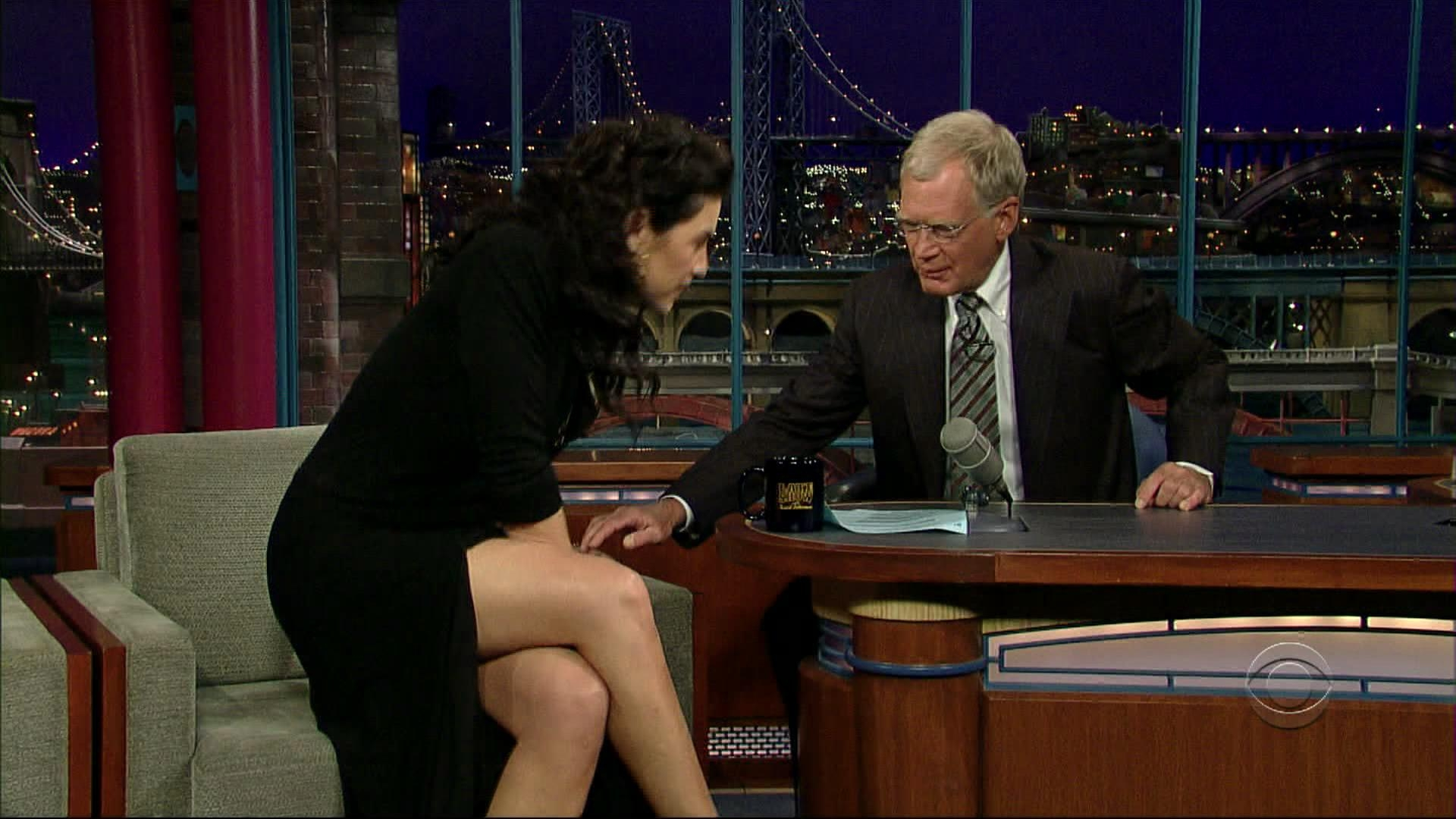 Julianna Margulies Pantyhose
