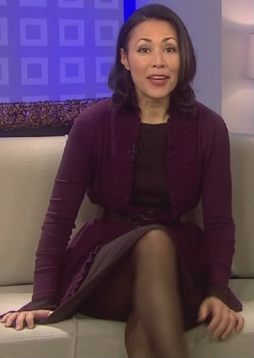 Ann curry upskirt clip