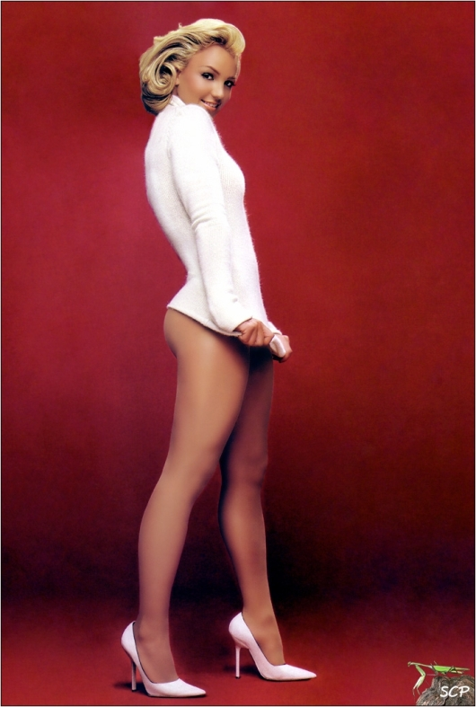 Britney Spears In Pantyhose 22