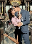 Lois Lane cartoon