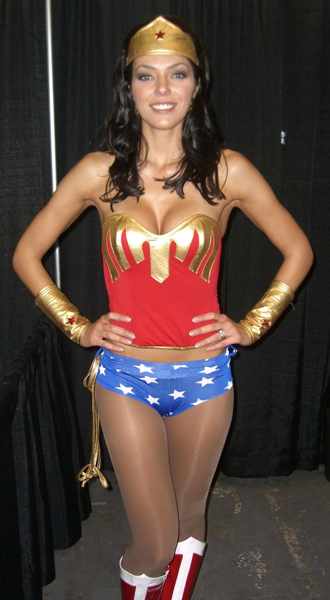 Diana Carter Wonder Woman