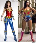 Which costume would you rather see on Wonder Woman?