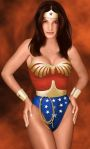 Sandra Bullock - WW manipulated image