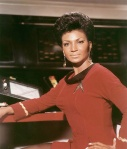 Lt. Uhura of Star Trek