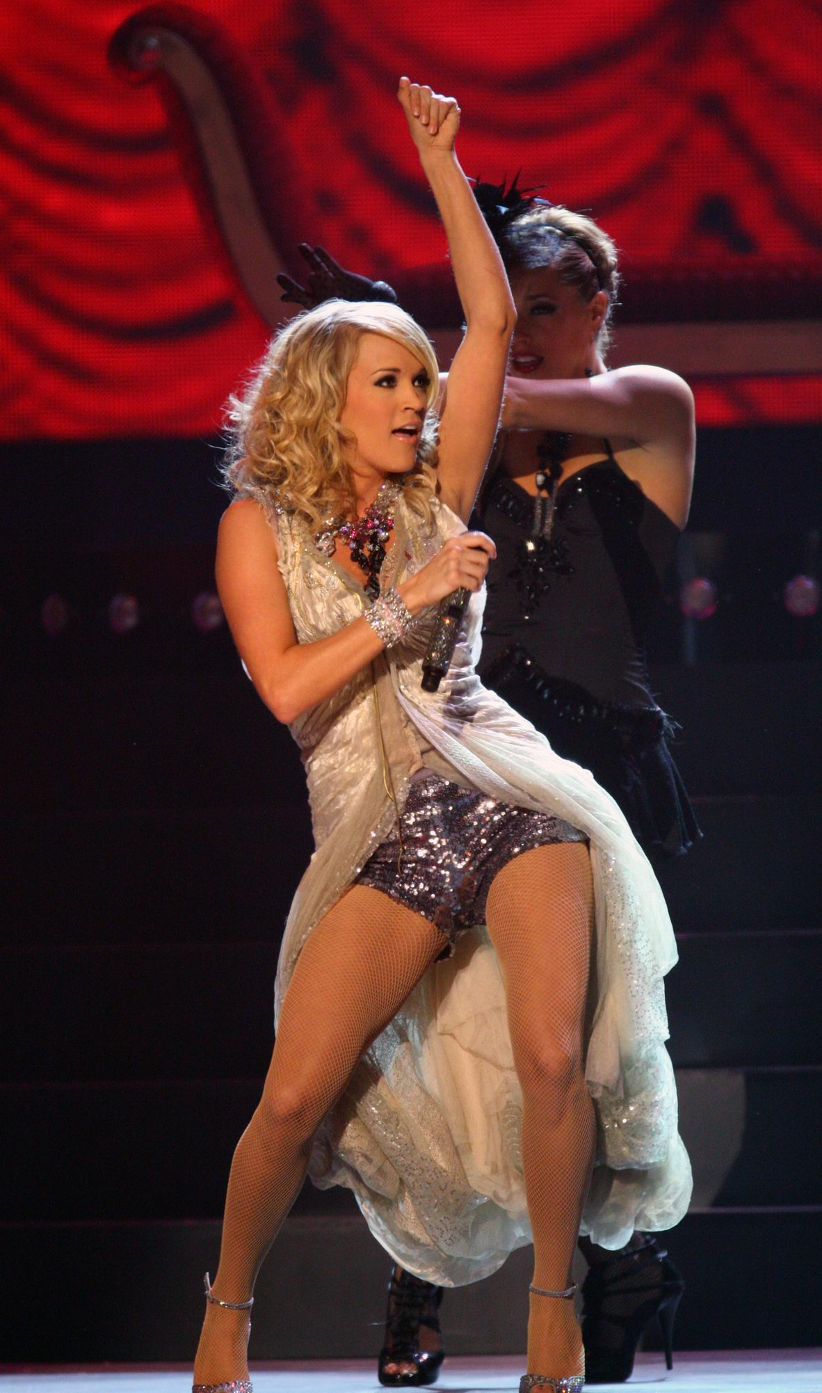 Carrie underwood in pantyhose
