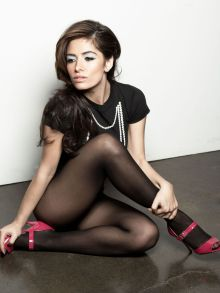 For someone who looks this amazing wearing pantyhose, Sarah Shahi, sadly, hardly ever does.