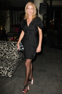 Candace Bushnell told Vogue Magazine online during an interview in 2010,