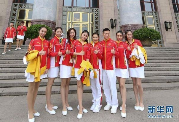 China social feed rio-olympics