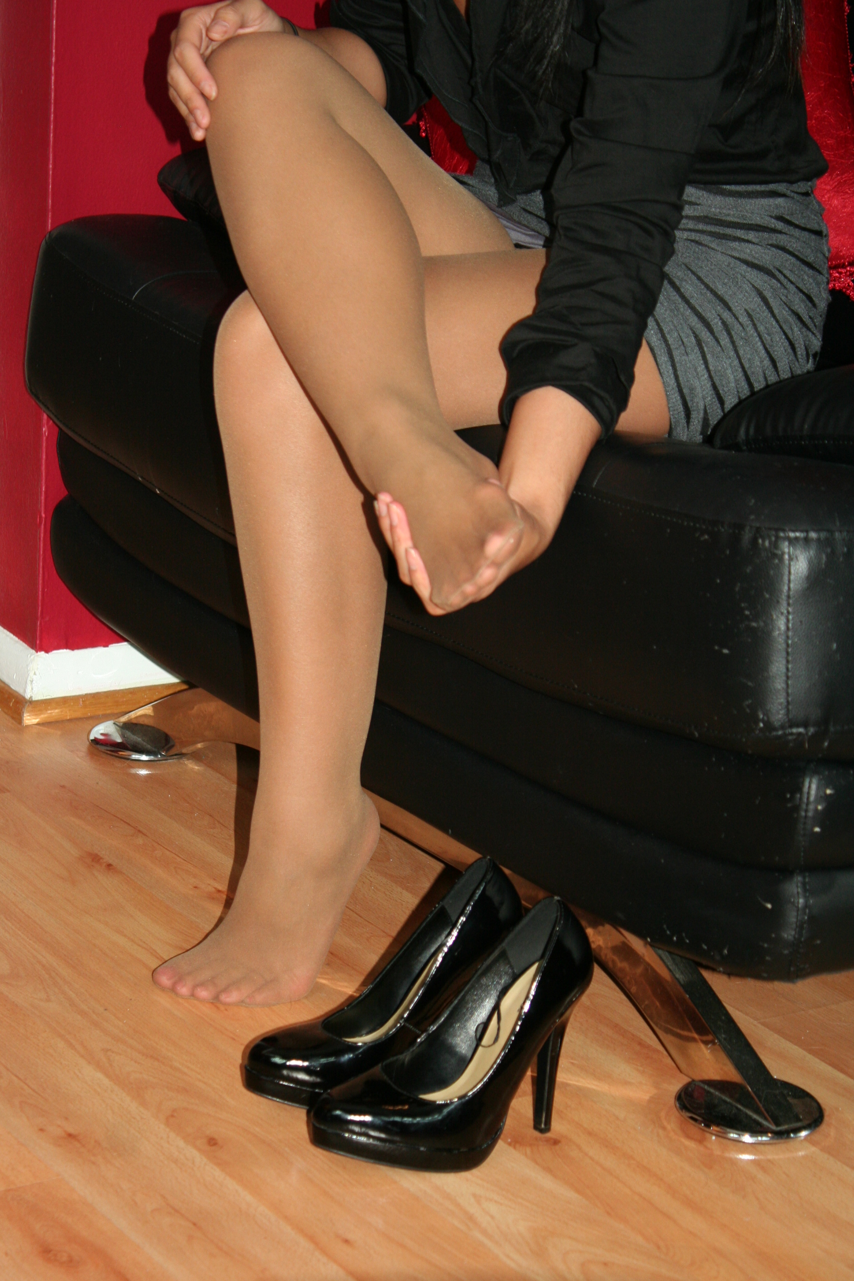 Viewer submitted pantyhose photos